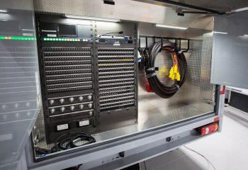 Tailboard, RaceTech 14-camera HD OB trucks