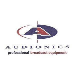 Audionics logo