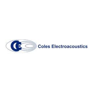 Coles Electroacoustics logo