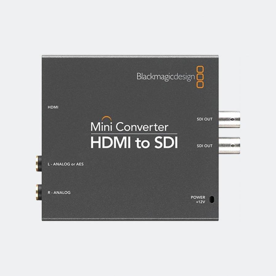 Ex-Demo Blackmagic HDMI to SDI mini converter