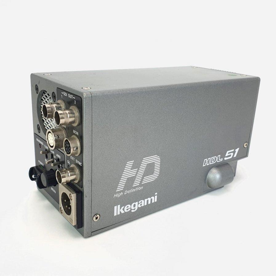 Ikegami HDL-51 POV HD camera system