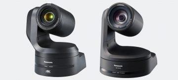 ES Broadcast adds Panasonic 4K PTZ cameras to the hire fleet