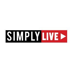 Simplylive logo