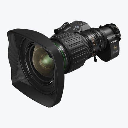 Canon CJ15ex4.3B 4K ENG Portable Lens
