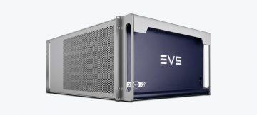 EVS XT-VIA UHD HDR production server