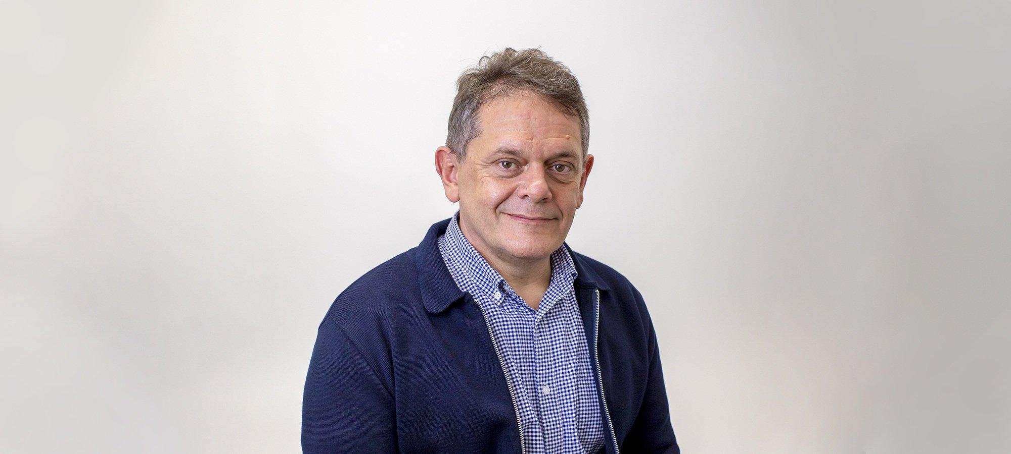 Rob Newton, ES Broadcast Head of Technology