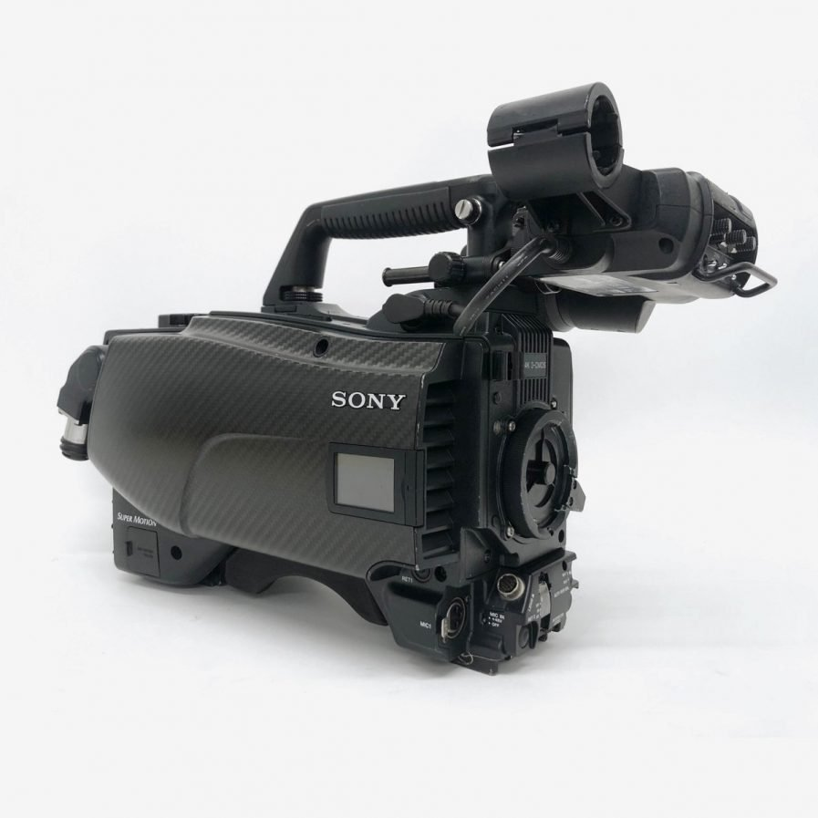 Used Sony HDC-4300 4K Camera Channel