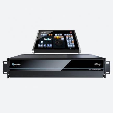 NewTek 3Play 3P2 4K Replay System