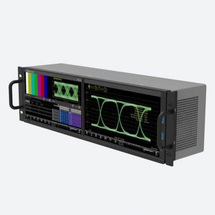 Telestream PRISM MPD-300 dual screen waveform monitor