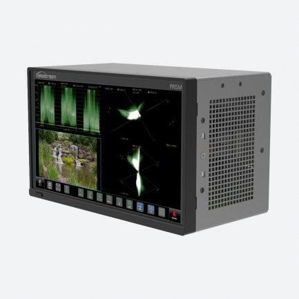 Telestream MPS-100 PRISM waveform monitor