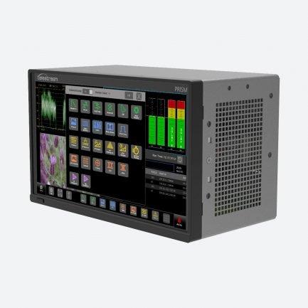 Telestream PRISM MPS-200 waveform monitor