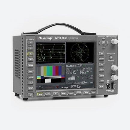 Telestream WFM-5250 Compast 3G-SDI and HDMI Waveform monitor
