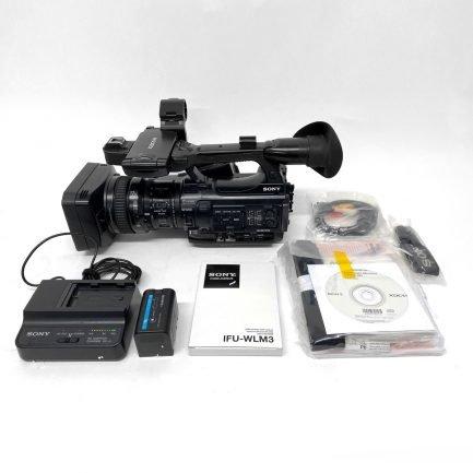 Used Sony PXW-200 XAVC camcorder
