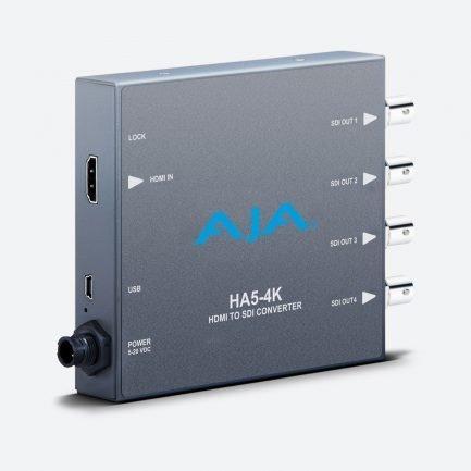 AJA HA5-4K 4K HDMI to 4K SDI converter