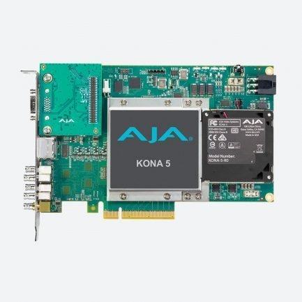 AJA KONA 5 12G-SDI 8K Capture/Playback Card