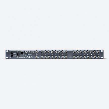 AJA KUMO 1616 Compact 16x16 3G-SDI Router