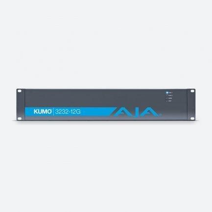 AJA KUMO 3232-12G Compact 32x32 12G-SDI Router