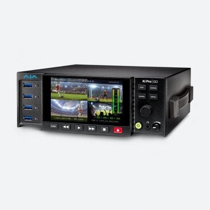 AJA Ki Pro GO Multi-Channel H.264 Recorder