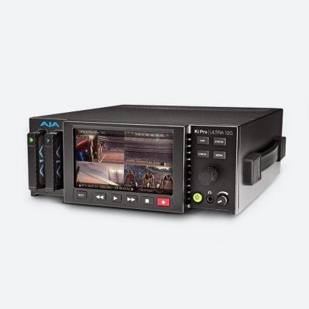 AJA Ki Pro Ultra 12G 12G-SDI 4K Recorder and Player