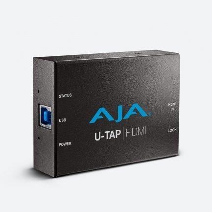 AJA U-TAP-SDI USB 3.0 HDMI Capture Device