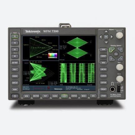 Telestream WFM-7200 3G-SDI Monitoring