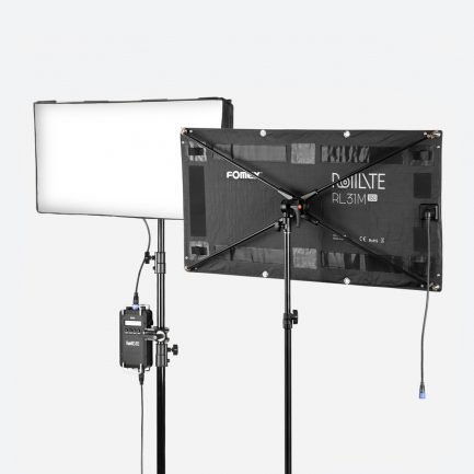 Used Fomex RL31-150 3x1ft 150W Flexible LED Light Kit