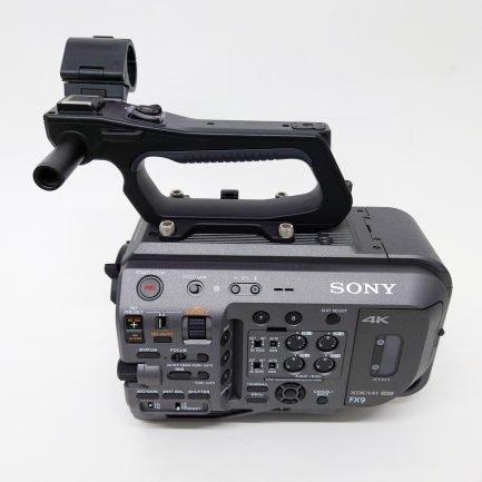 Used Sony PXW-FX9 Full Frame 6K camcorder ENG Kit