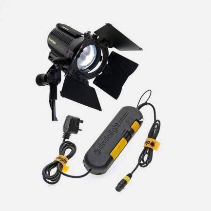 Used Dedolight DLH4 Single Tungsten Light Kit