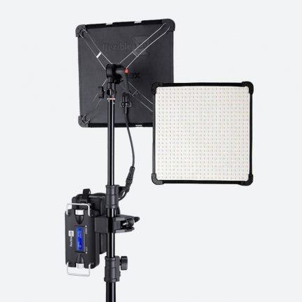 Used Fomex FL-600-KIT-V 30x30cm Flexible LED Light Kit