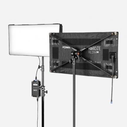 Used Fomex RL21-75 3x1ft 75W Flexible LED Light Kit