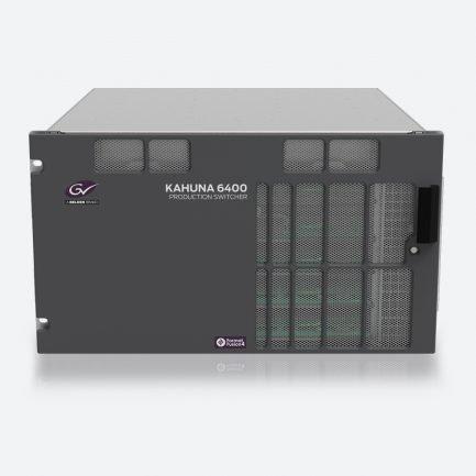 Ex-Demo Grass Valley Kahuna 6400 2M/E 60/32 Multiformat 4K Switcher
